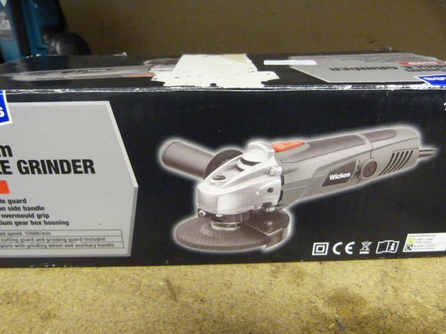 Lot 92 - 115mm Angle Grinder