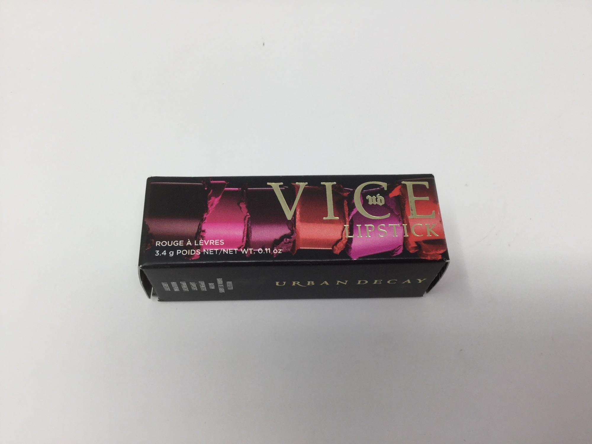 Lot 40 - Urban Decay Vice Lipstick Bittersweet (3.4g)