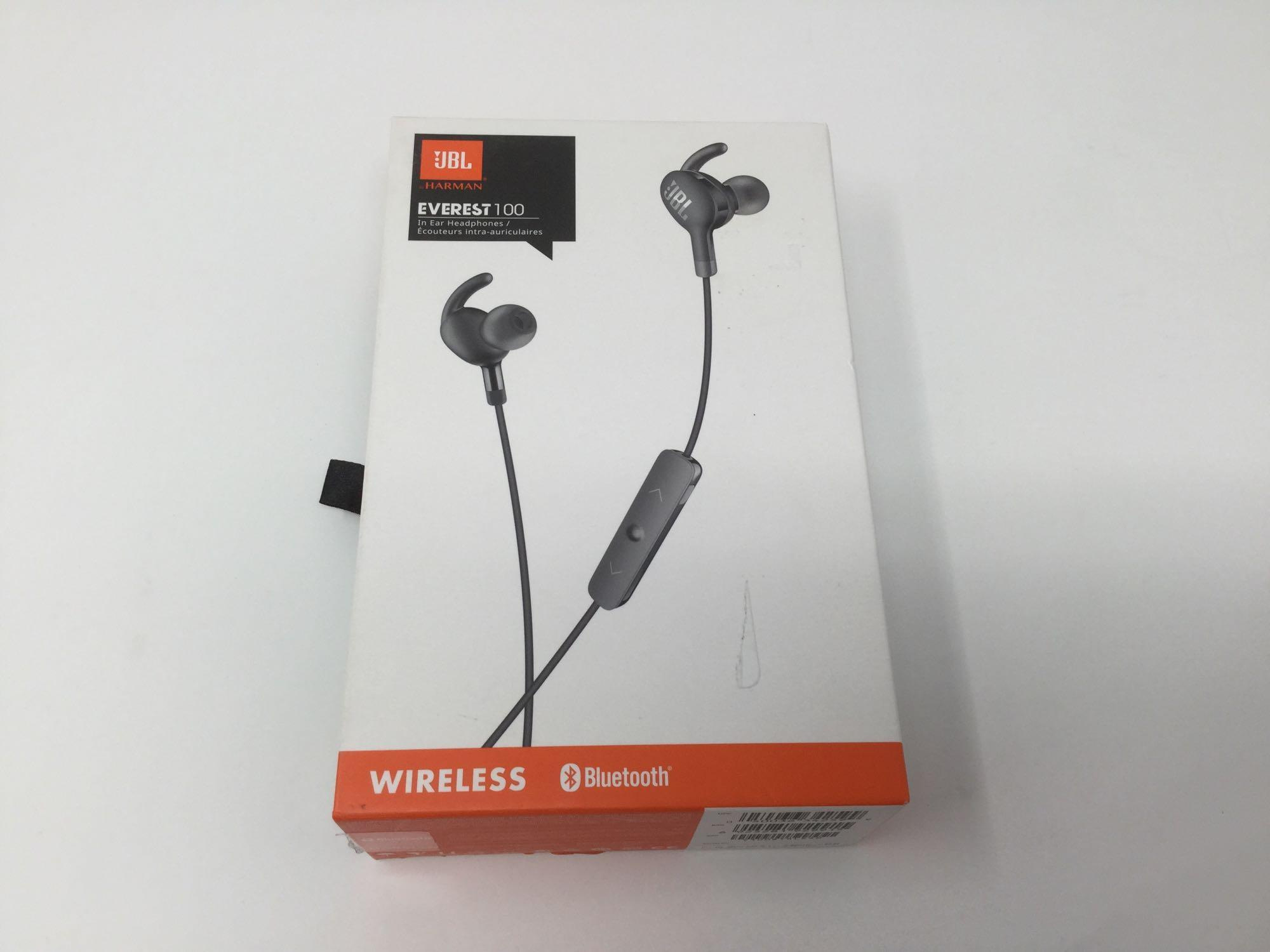 Lot 7 - JBL Everlast 100 In-Ear Bluetooth Headphones