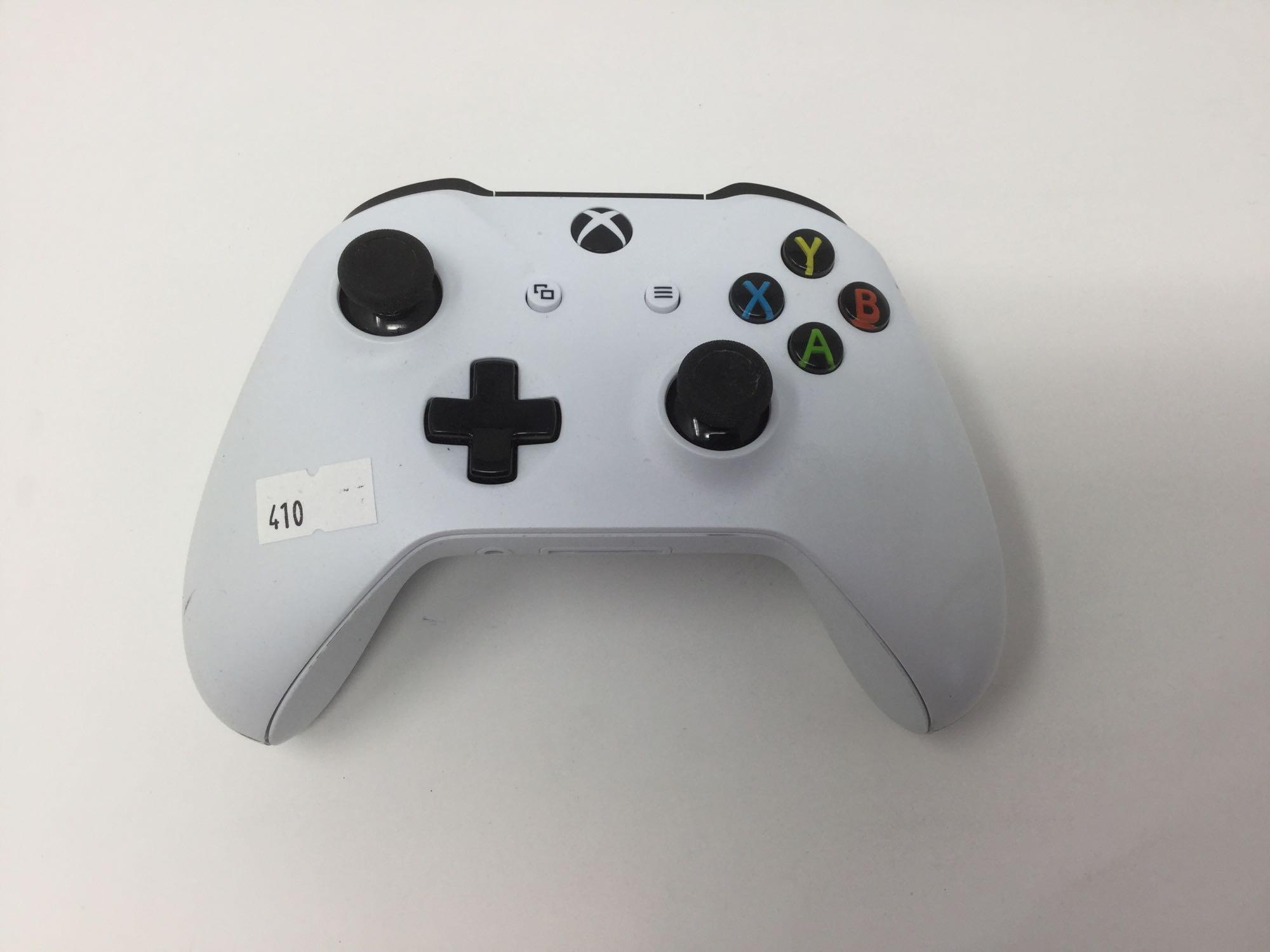 Lot 9 - Xbox Wireless Controller White (No Box)
