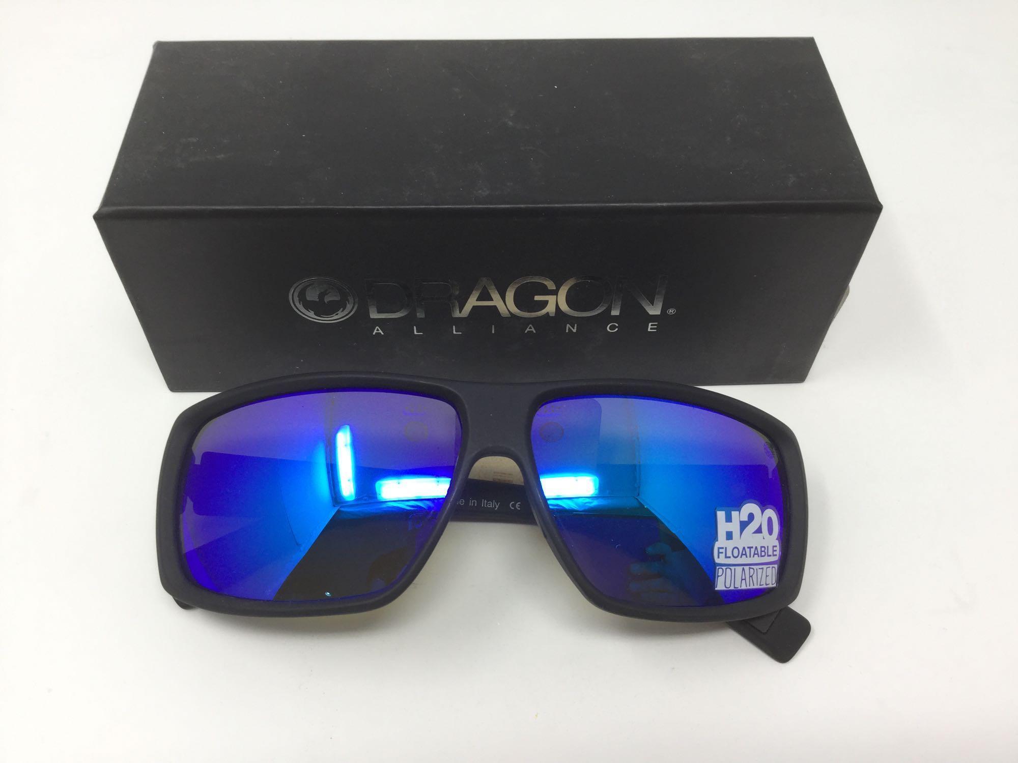 Lot 20 - Dragon Alliance H2O Floatable Polarized Sunglasses