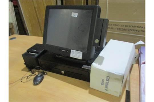 Posiflex SD-600 17