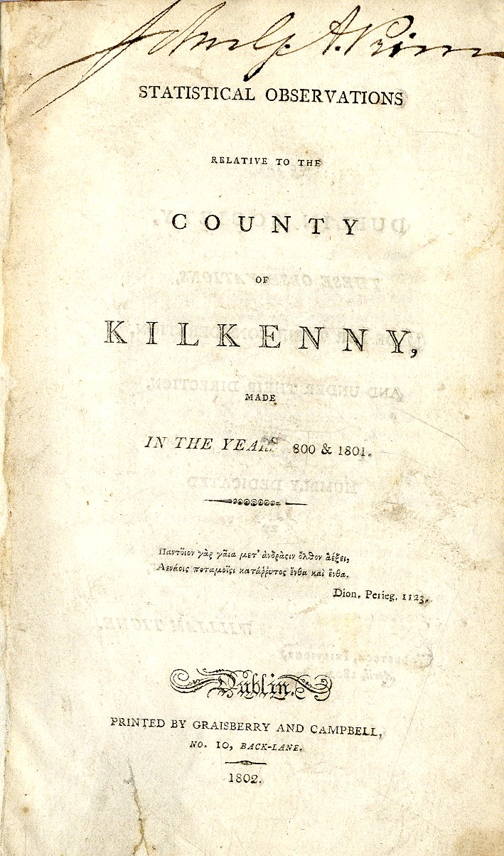 Lot 44 - The Colles of Millmount Copy    Co. Kilk