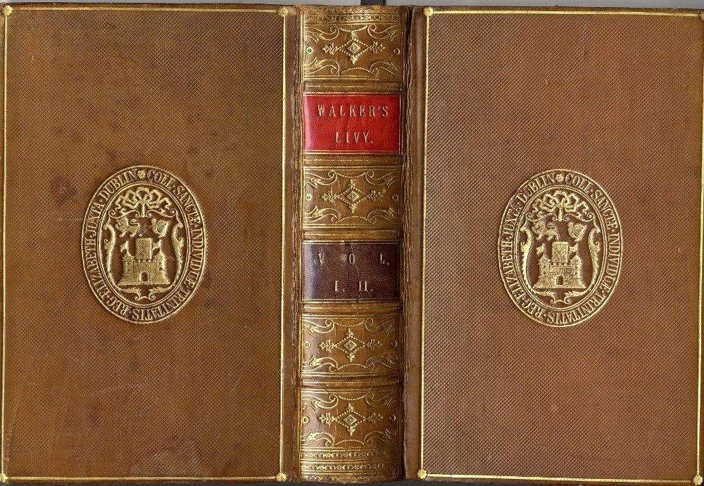 Lot 23 - Irish Binding: Livy (T. Patavi) Historia