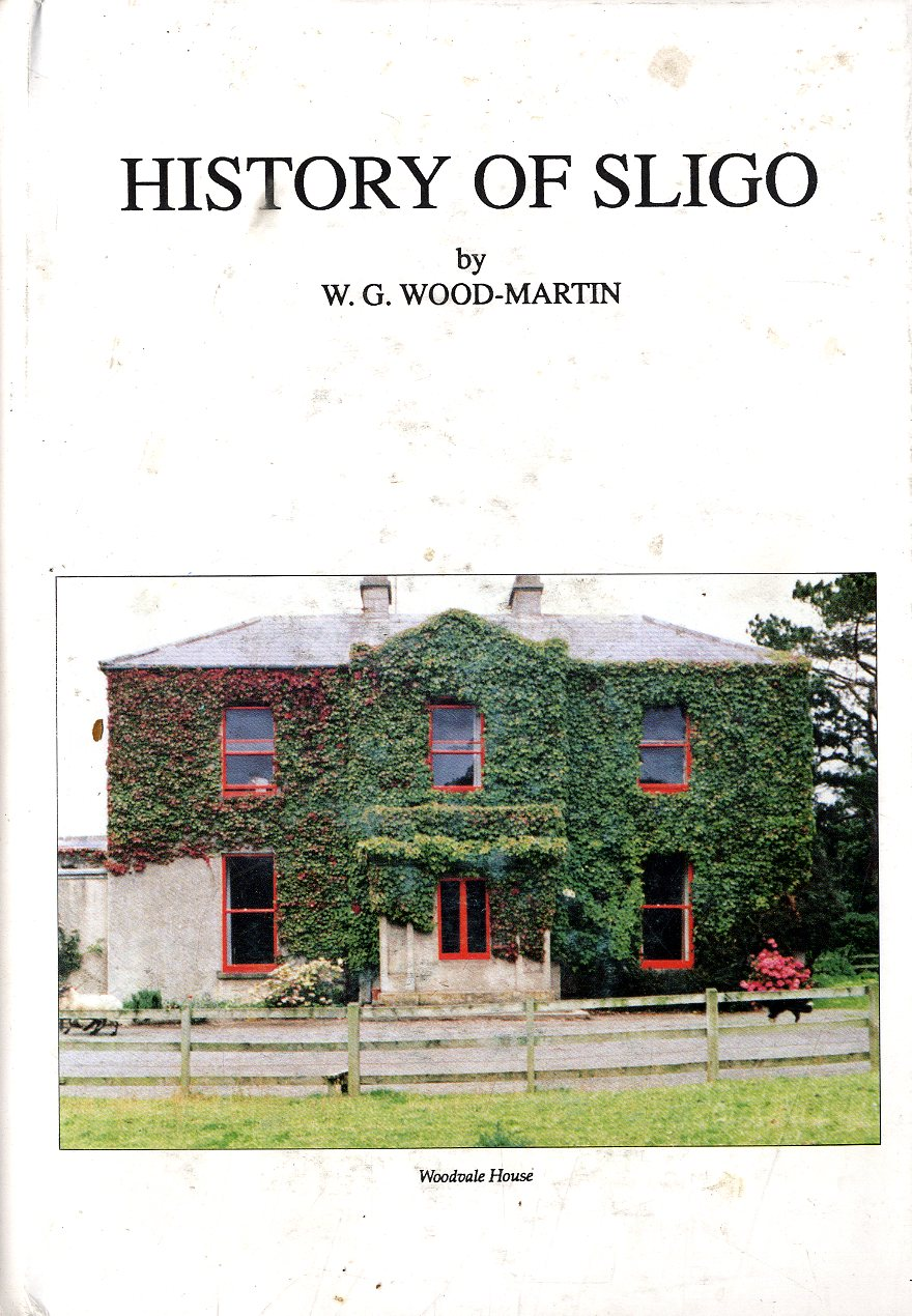 Lot 28 - Co. Sligo: Wood-Martin (W.G.) History of