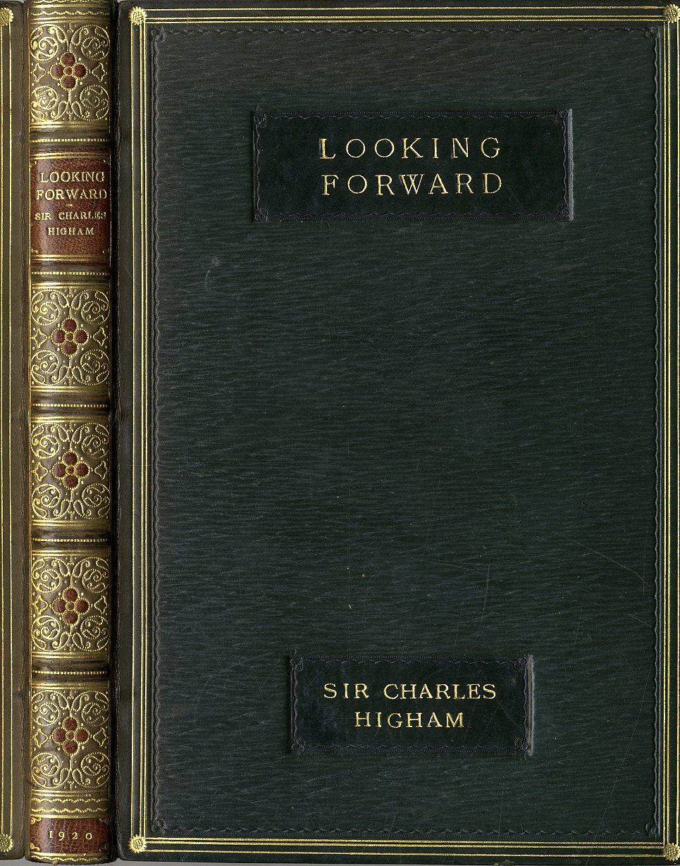 Lot 18 - Binding: Higham (Chas. Frederick) Lookin