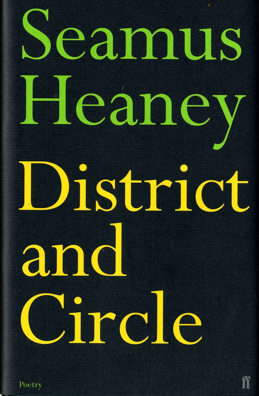 Lot 21 - Heaney (Seamus) District and Circle, L.