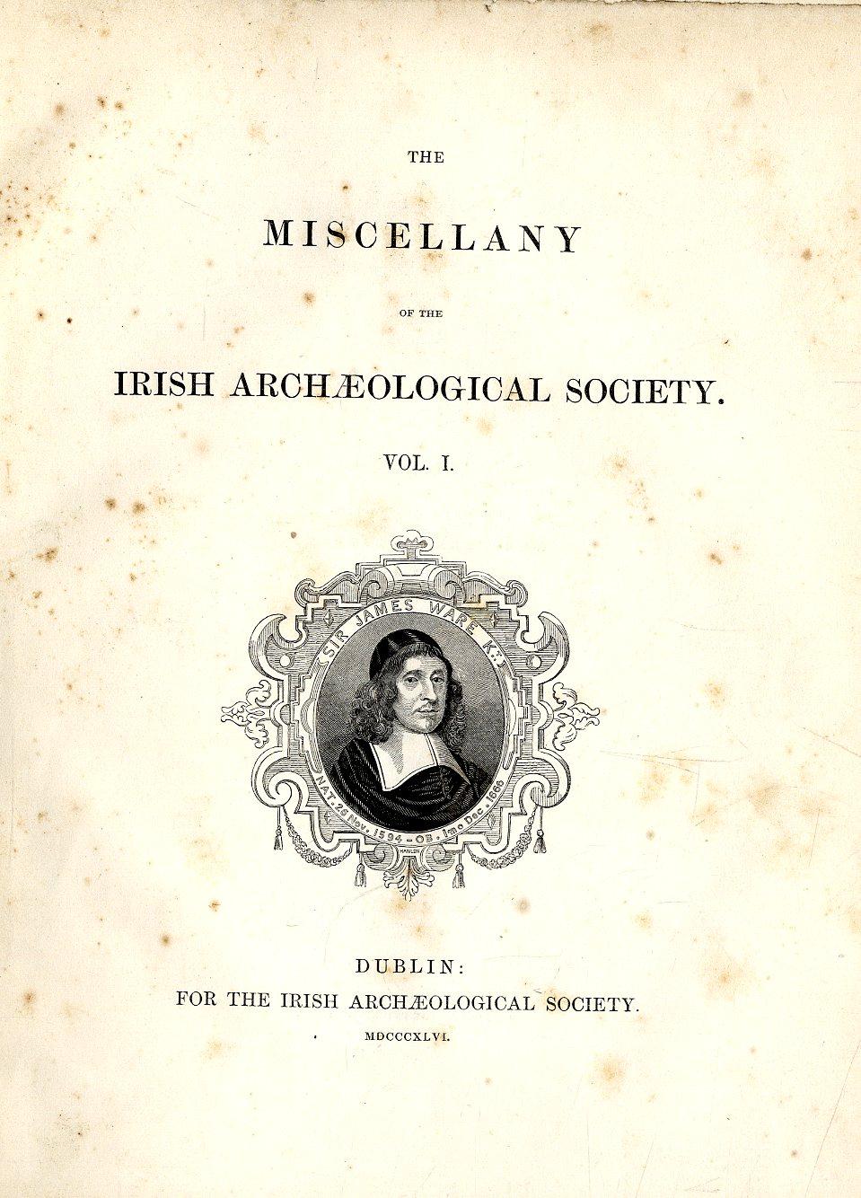 Lot 53 - Irish Archaeological Society: Todd (J.H.
