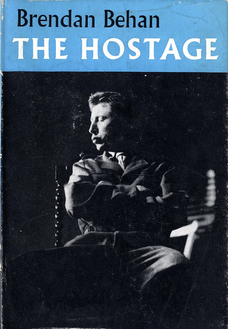 Lot 7 - Behan (Brendan) The Hostage, L. 1958, Fi