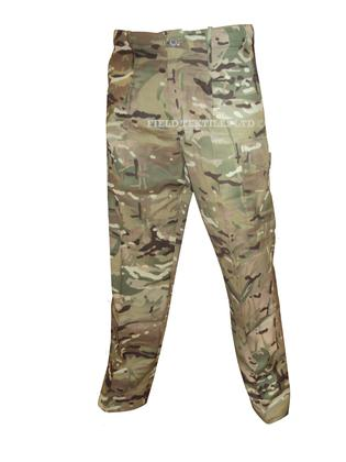 Lot 40 - Pack of 10 - MTP Combat Trousers - Mix of Sizes - Grade 1