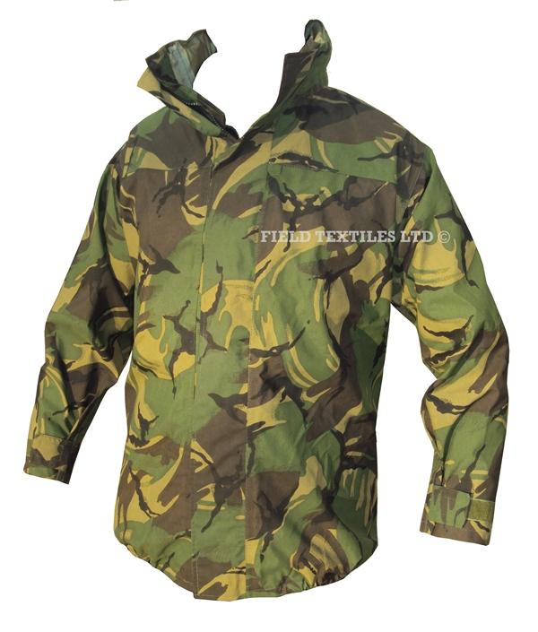 Lot 57 - Pack of 5 - DPM Goretex Jacket - Mix of Sizes - Grade 1
