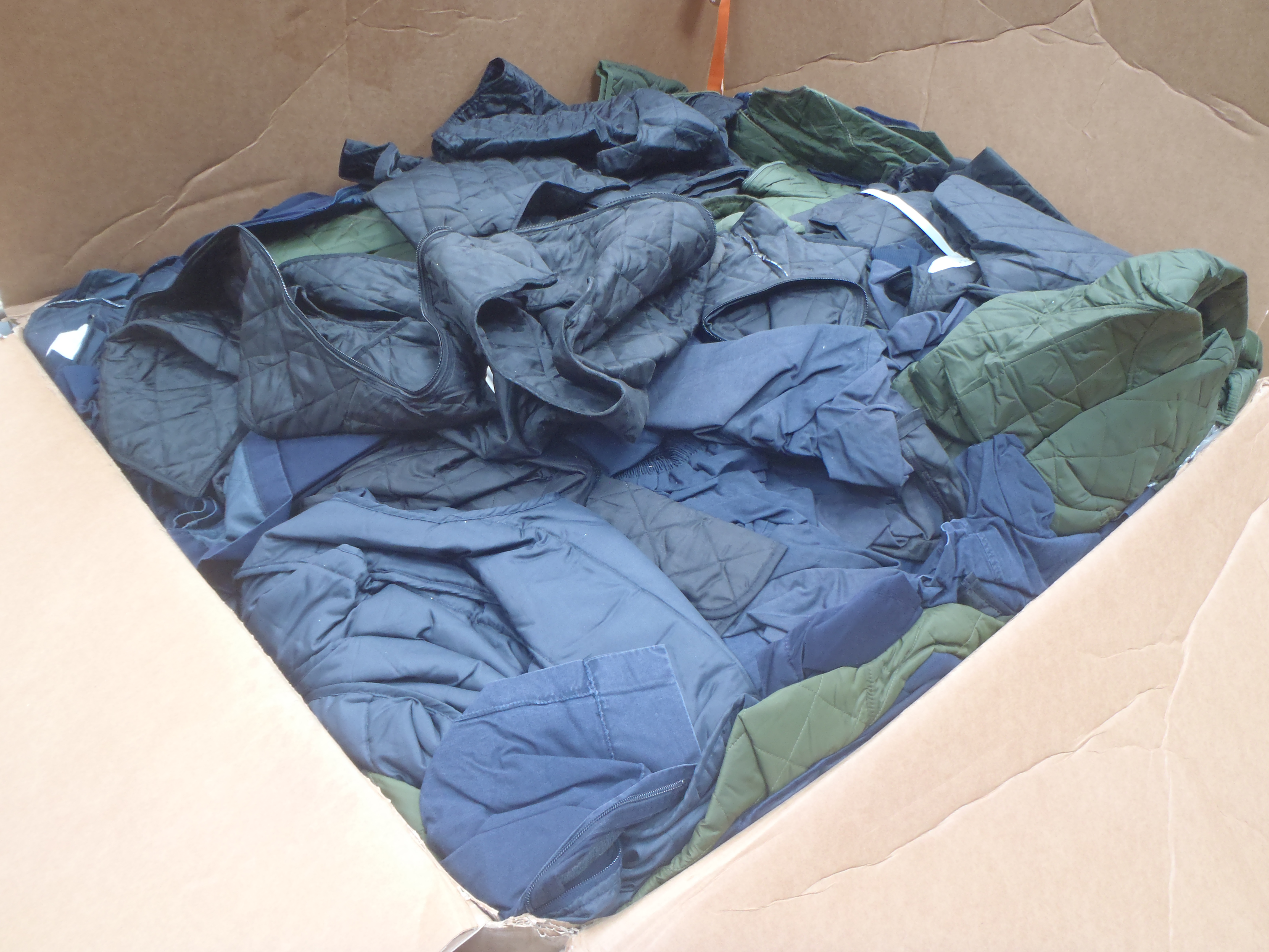 Lot 31 - Pallet of General Service Jackets & Liners - Used - Ungraded