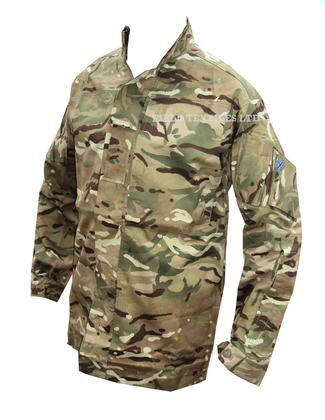 Pack of 10 - MTP Combat Jackets - Mix of Sizes - Grade 1