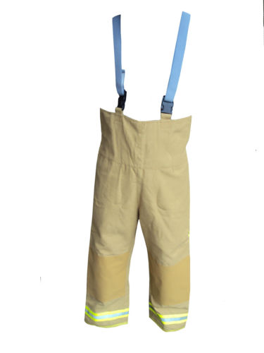 Lot 50 - Pack of 10 - Gold Fire Trousers - Mix of Sizes - Grade 1