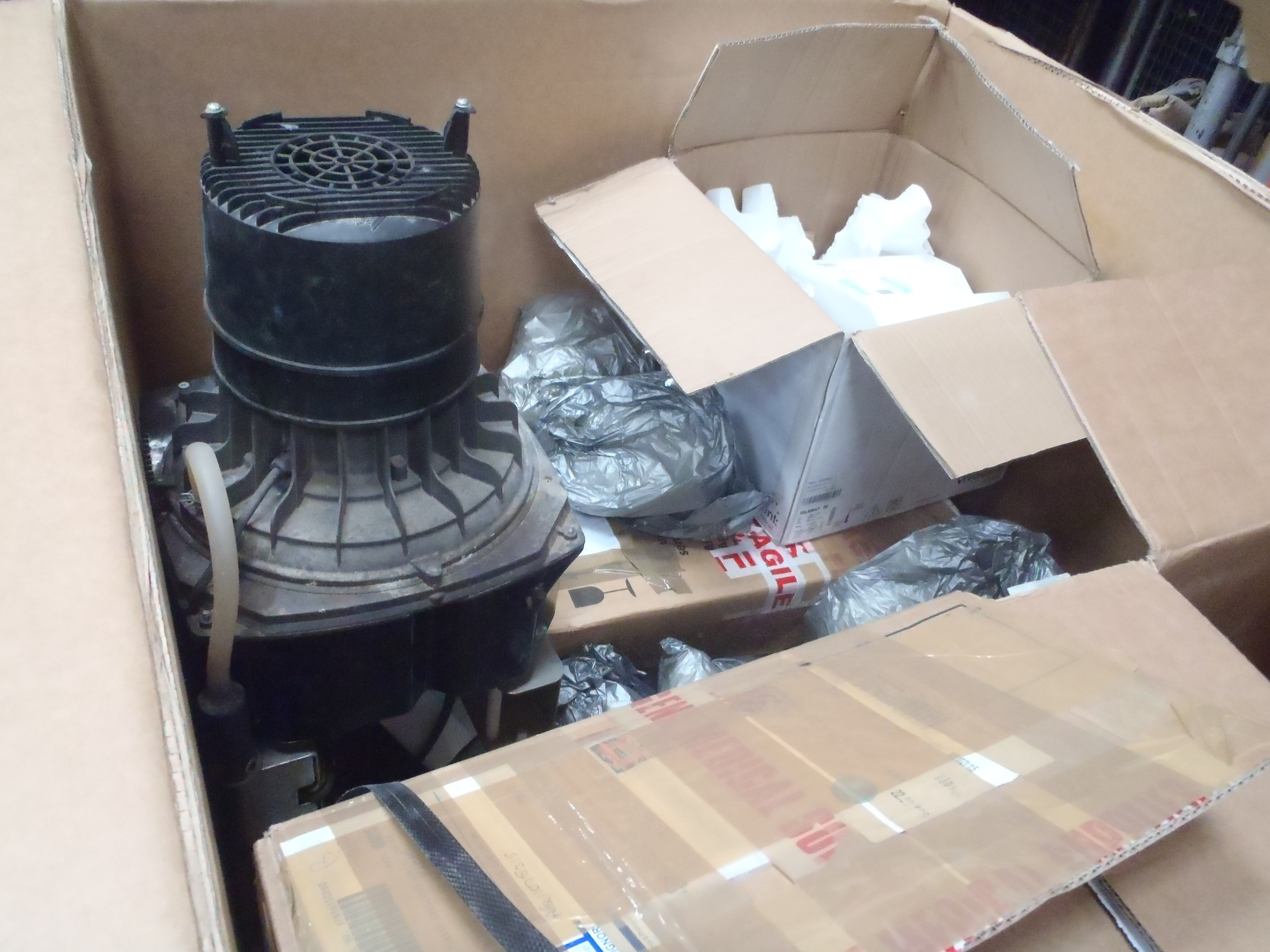 Box of Medical Spares - Used Condition - Untested