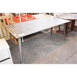 JOHN LEWIS ESPINA DINING TABLE RRP440