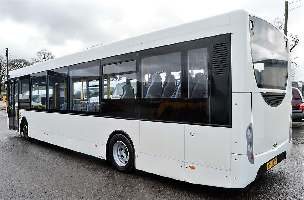 Lot 28 - ADL 39 seat single deck service bus Registration Number: YY64 GVO Date of Registration: 21/10/2014
