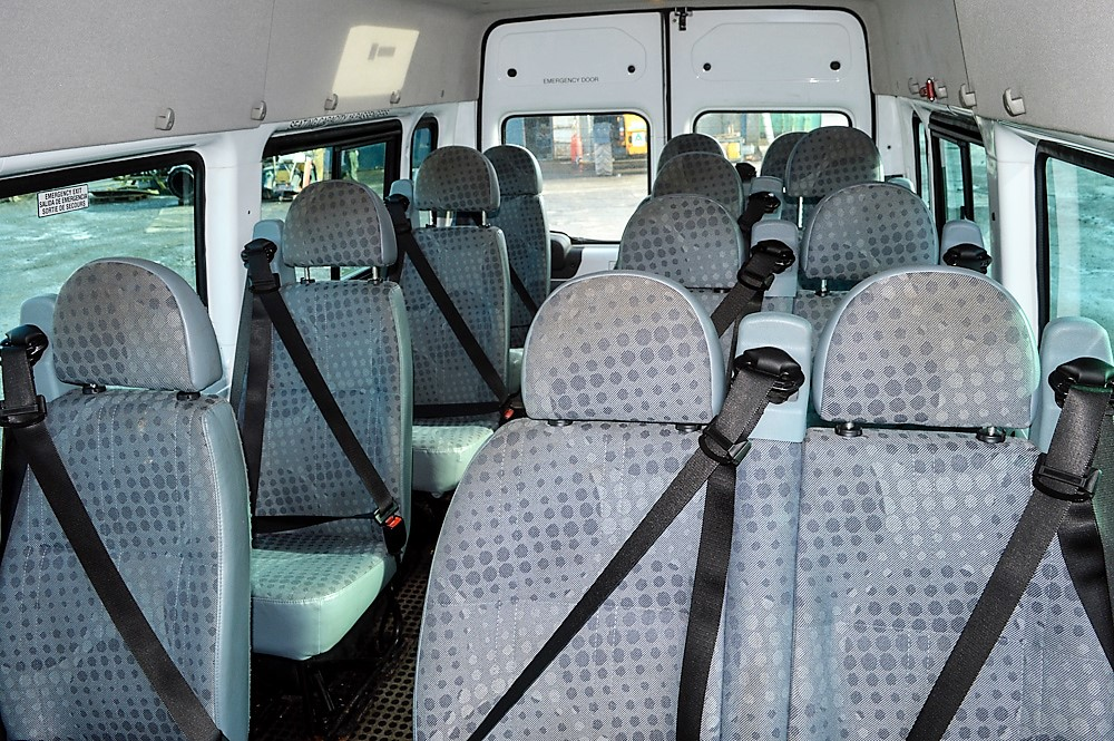 Lot 33 - Ford Transit 135 T430 RWD 16 seat minibus Registration Number: BG12 NPC Date of Registration: 16/05