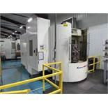 Kitamura MyCenter HX400iF 4-Axis CNC Horizontal Machining Center