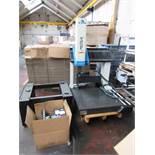 DEA Mistral CNC Coordinate Measuring Machine