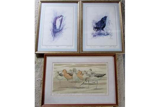 Art prints signed in pencil dating