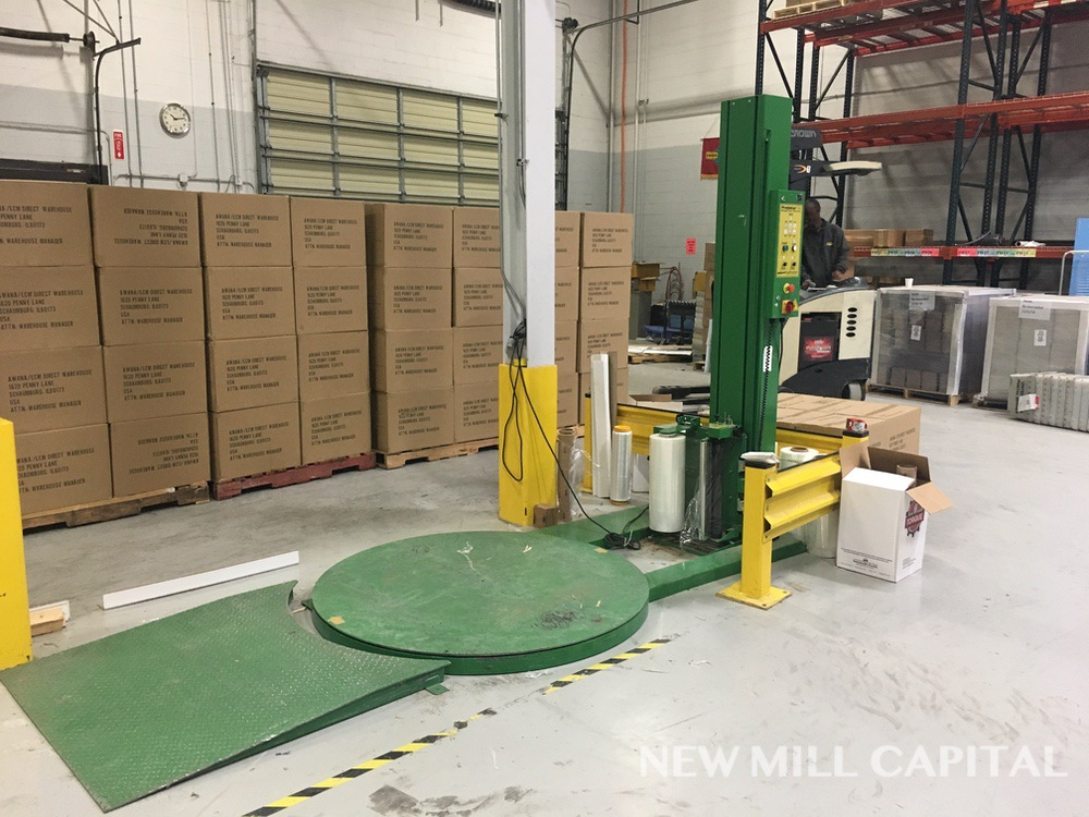 Lot 6 - Highlight Industries Predator SS Simplified Stretch Pallet Wrapper | Rig Fee: $550
