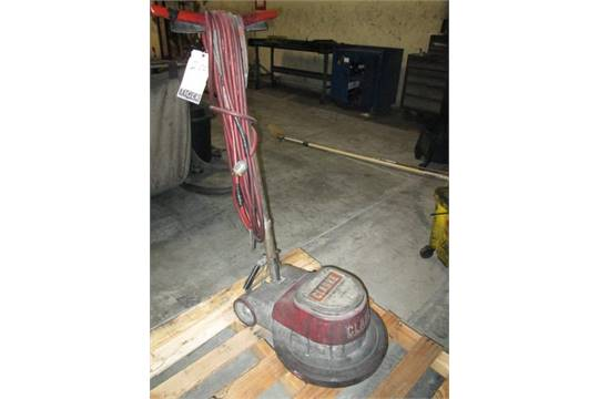 Clarke Floor Maintainer M N 1700 Asset Location Back Warehouse Site Brea Ca