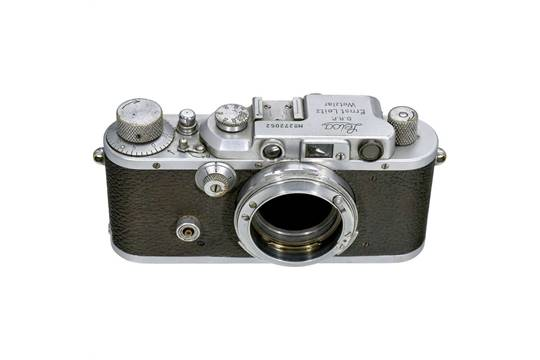 Leica Iii Entfernungsmesser : Experimental model leica ii with contax mount c converted