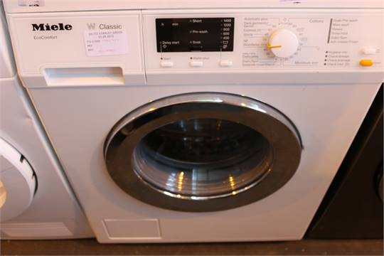 Verrassend 1 x MIELE W CLASSIC ECO COMFORT DIGITAL DISPLAY WASHING MACHINE IN DG-19