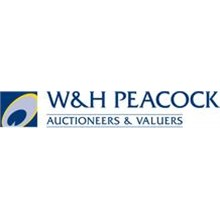 W&H Peacock Auctioneers & Valuers logo