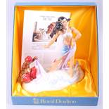 """A Royal Doulton limited edition china figure, """"Salome"""" HN3267, 262/1000, 9 1/4"""" high"""