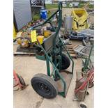 Two Tank Dolly, (Located in Oelwein, IA) (Rigging & Loading: $25)