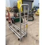 Metal Cart (Located in Oelwein, IA) (Rigging & Loading: $25)