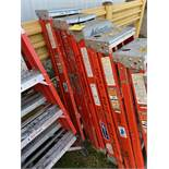 Ladders, 4', Qty 3, (Rigging & Loading: $25) (Located in Oelwein, IA)
