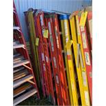 Ladders, 6', Qty 3, (Rigging & Loading: $25) (Located in Oelwein, IA)