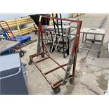Glass Moving Cart (Located in Oelwein, IA) (Rigging & Loading: $25)