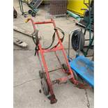 Drum Dolly (Located in Oelwein, IA) (Rigging & Loading: $25)