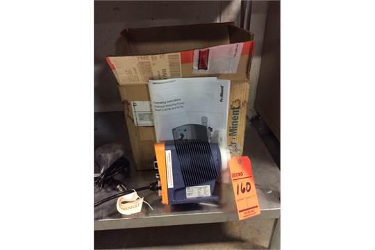 ProMinent solenoid metering pump