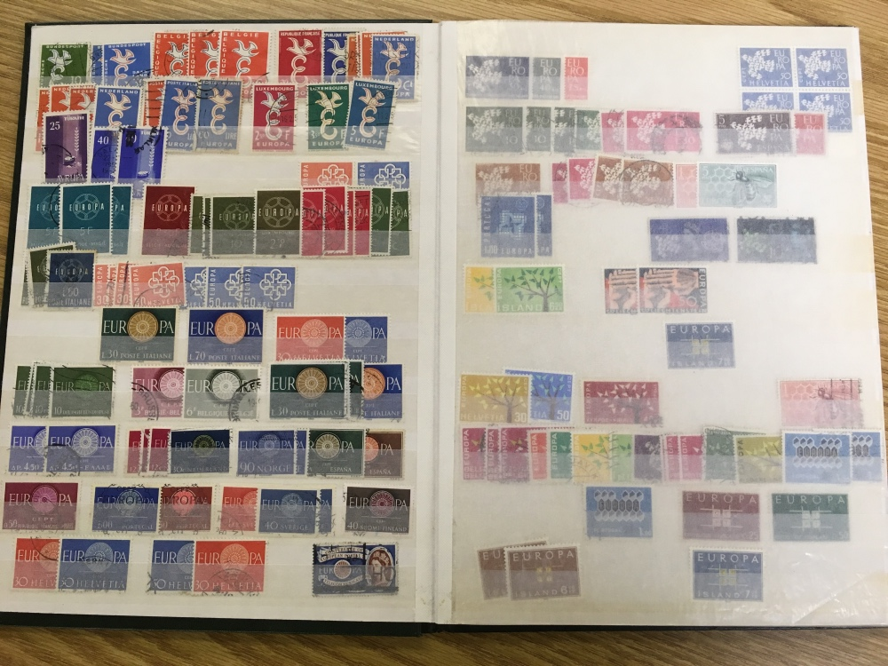 Lot 5 - BOX ALL WORLD IN TEN VOLUMES, EUROPAS, A