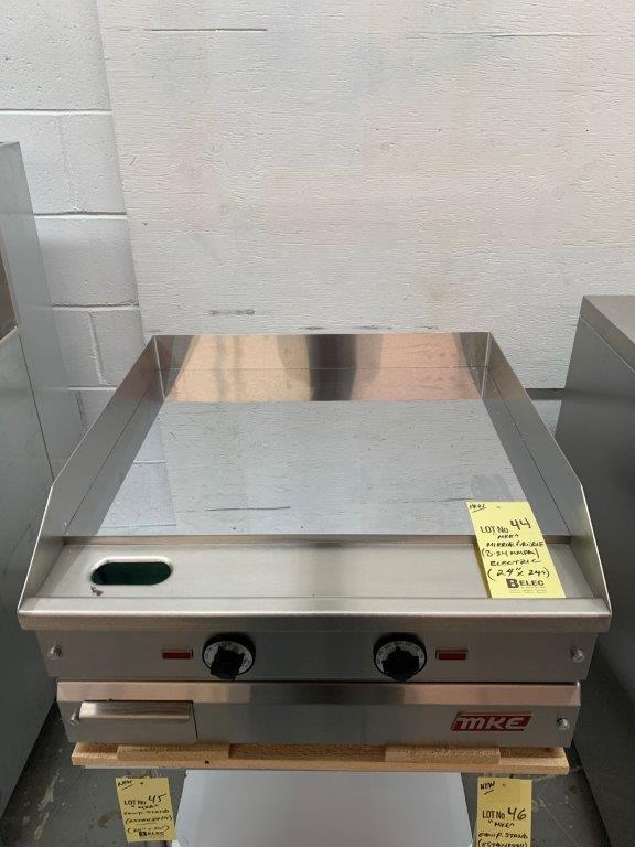 """Plaque chauffante MIROIR -MKE - Neuve - electrique 24 x 24 """""""