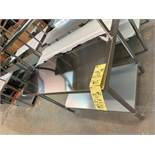 "Table de travail acier inox MKE - NEUVE # ECTC 4830 - 48 x 30"""