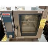 """Four RATIONALE - Self cooking center XS- # SCC XS 6 2/3 E - 26 x 22 x 22""""- 3 ph- 208 V - SANS BASE"""