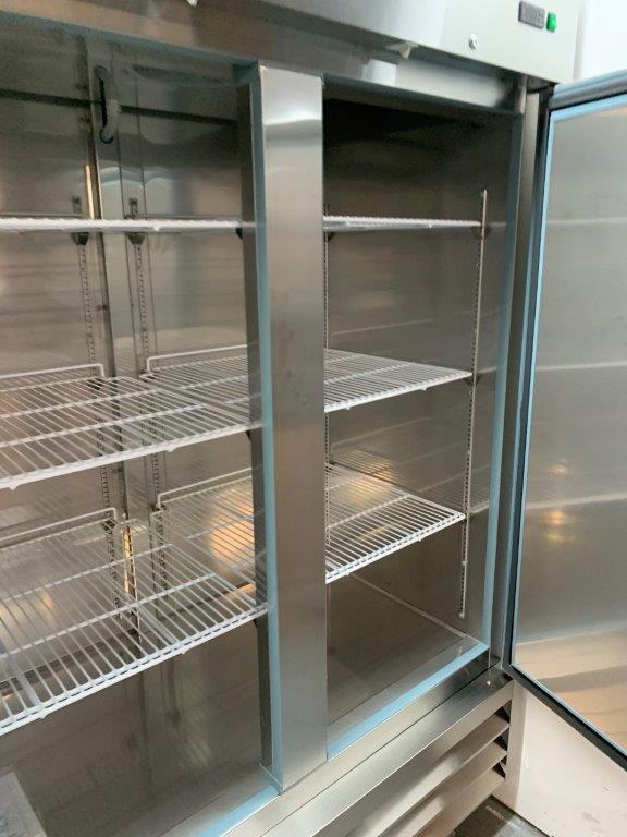 "Réfrigérateur MKE - NEUF - 2 portes # RI-49 SS - 54 X 33"" - Image 4 of 6"