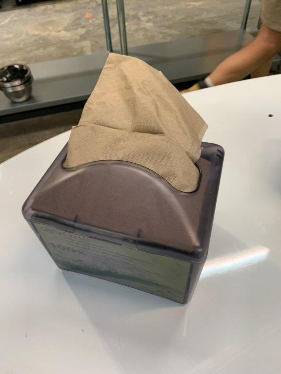 (3) Dispensateurs à napkins - Image 2 of 2