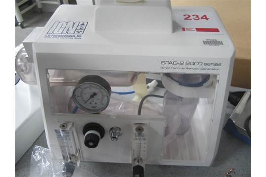 ICN Pharmaceuticals Spag 2 6000 Series Small Particle