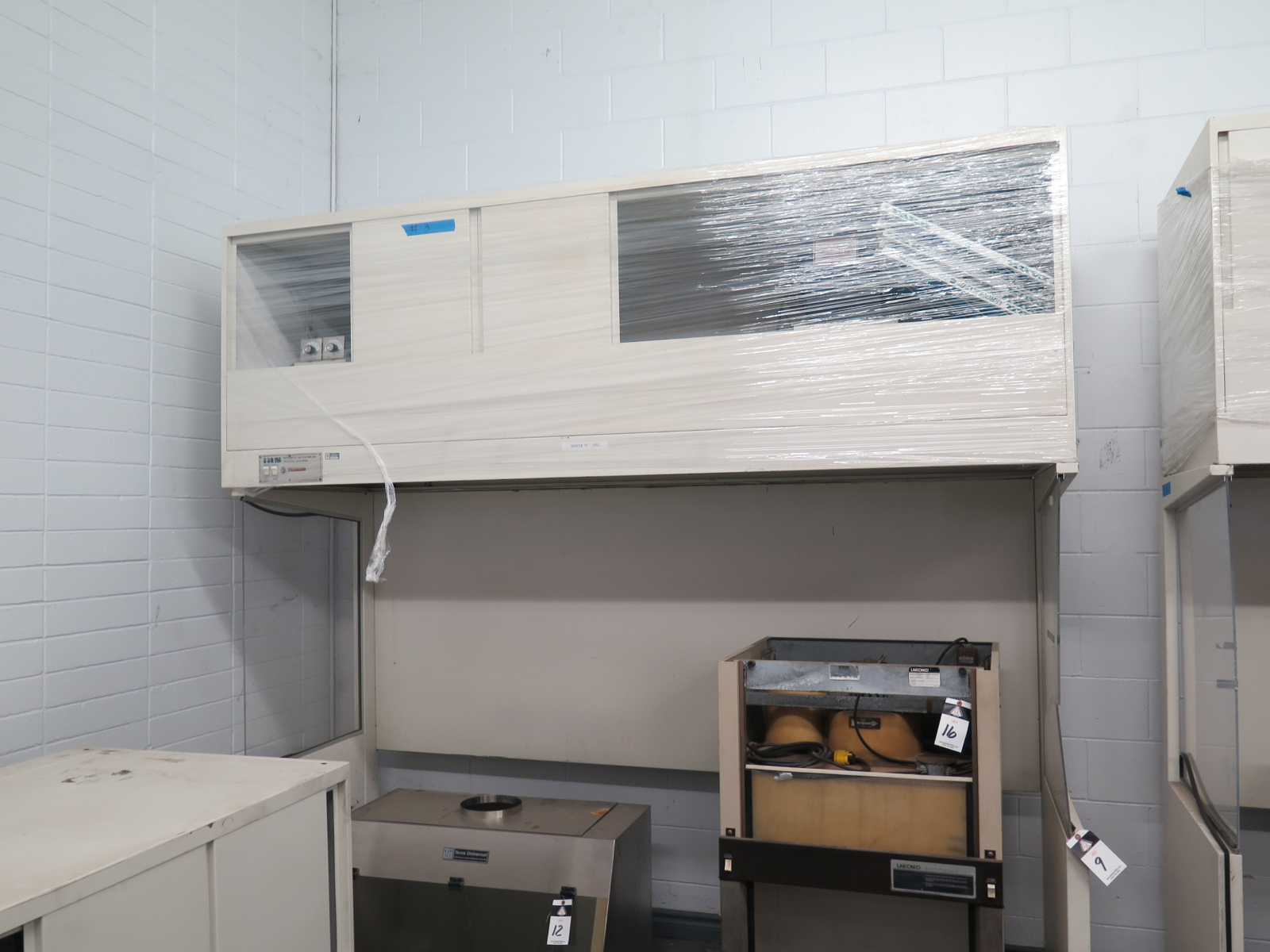 Air Flow Station : Integrated air systems laminar flow station ½ w