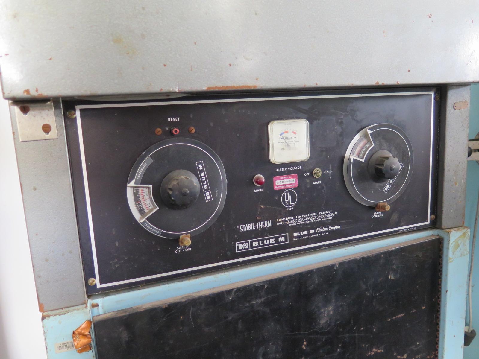 Stabil Therm mdl. OV 500C 2 100°F 500°F Constant Temperature Oven #487283