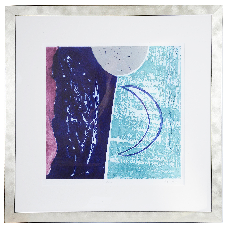 Lot 50 - Heidi Koenig (German, b.1964) 'Solstice', etching