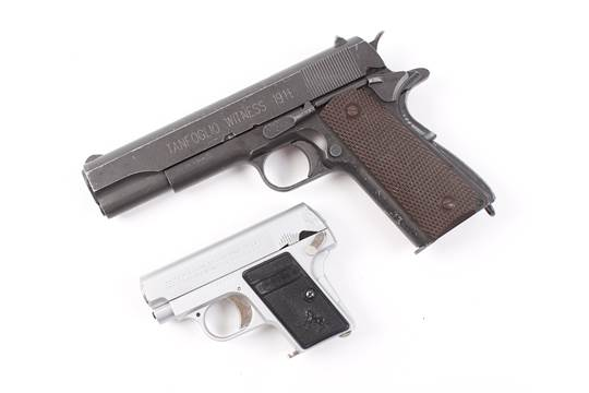 177 KWC Tanfoglio Witness 1911 (Colt Government) Co2 air