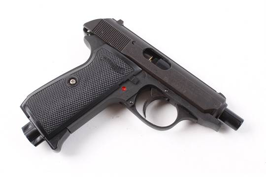 177 Walther (Umarex) PPK/S Co2 air pistol, no  00043